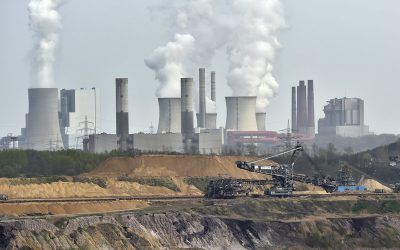 NPR – Germany Bulldozes Old Villages For Coal Despite Lower Emissions Goals